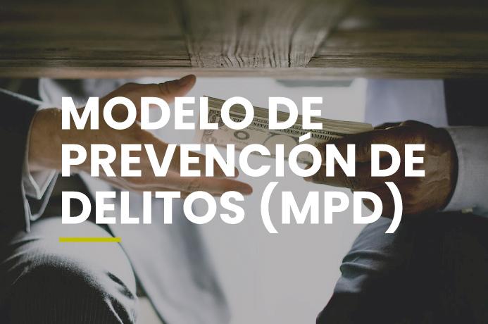 Curso Modelo de Prevención de delitos