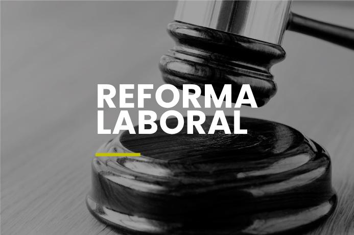 Curso Reforma Laboral