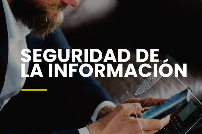 Curso Seguridad de la información